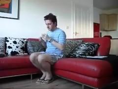 Sneezing Ian's Sneezing and Flip Flops Fetish Video (39)