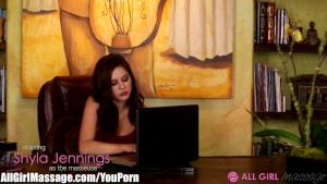 AllGirlMassage Latinas Love Tribbing