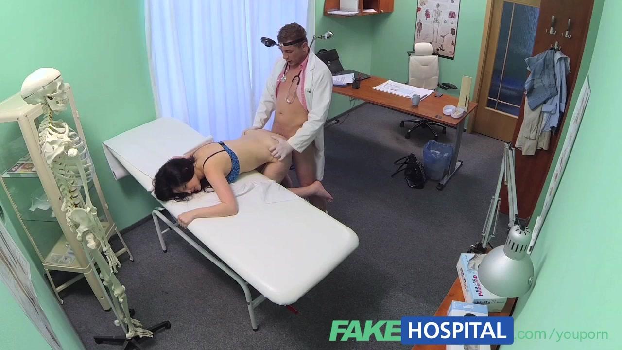 FakeHospital Doctor prescribes
