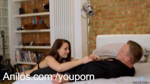 Debut hardcore video for hot curvy mom Lara Jade Deene
