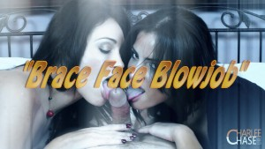 Brace Face BJ with Charlee Chase