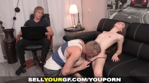Sell Your GF - Teeny fucked for software