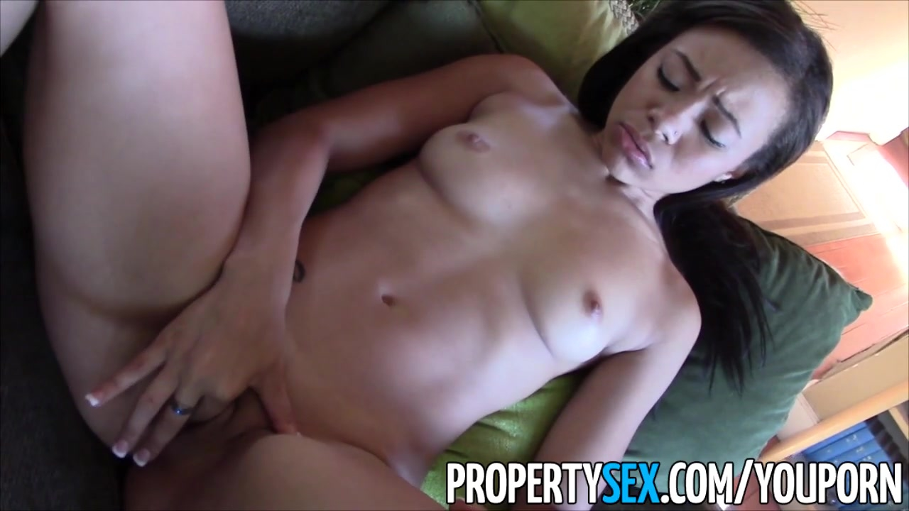 PropertySex - Hot young black