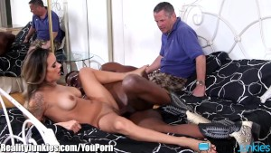RealityJunkies MILF Cuckolds with Big Black Cock