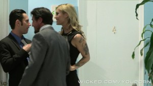 Wicked - Kleio Valentien gets fucked in a motel