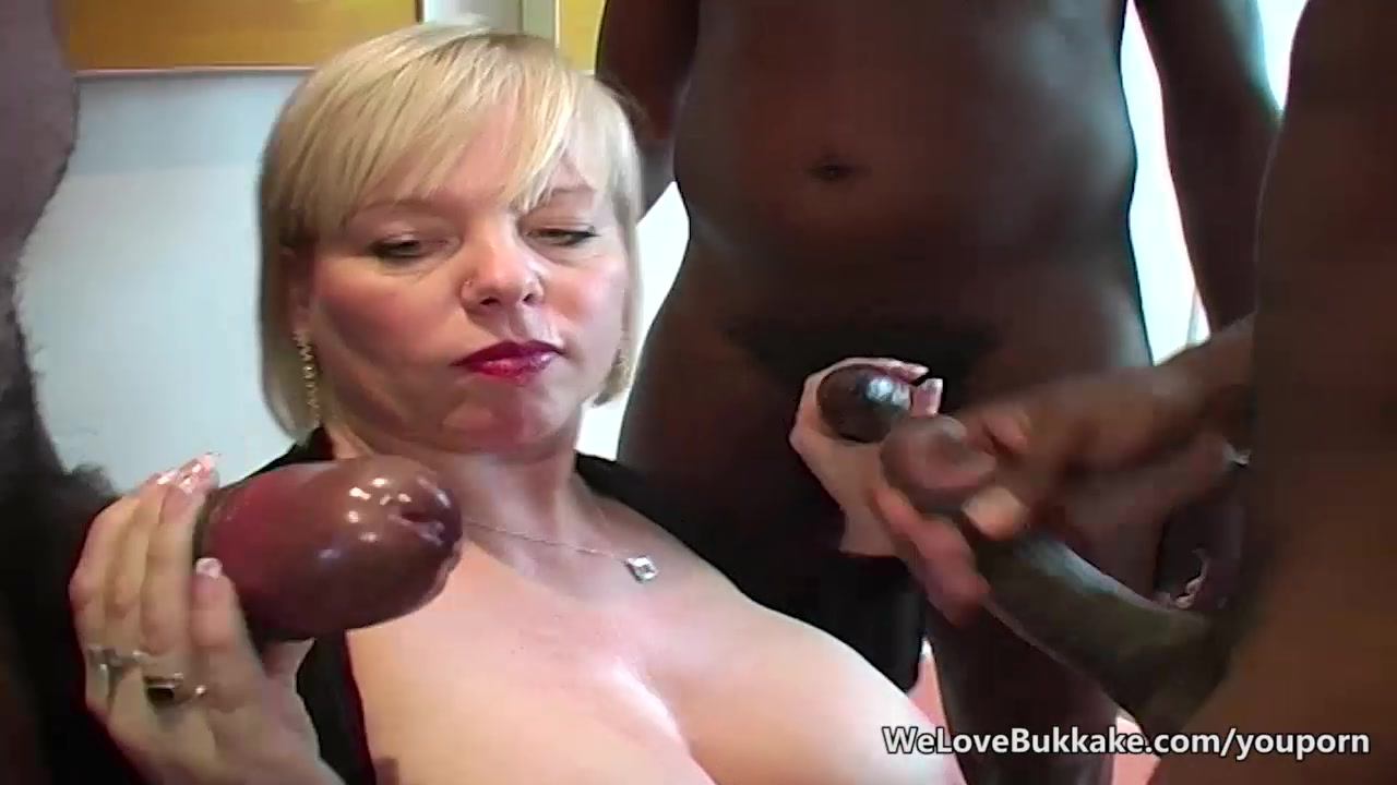 Busty mature allows anal from