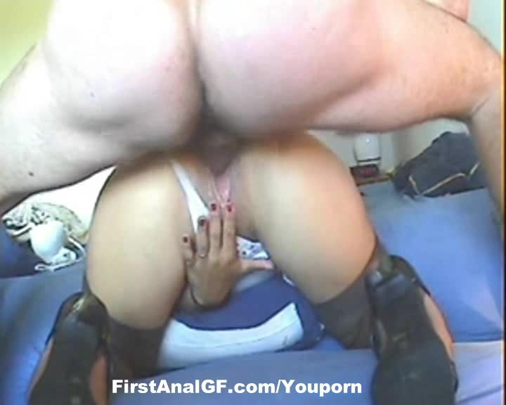 Amateur hard anal fucking