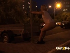 Picture Got2Pee - Peeing Women Compilation 003