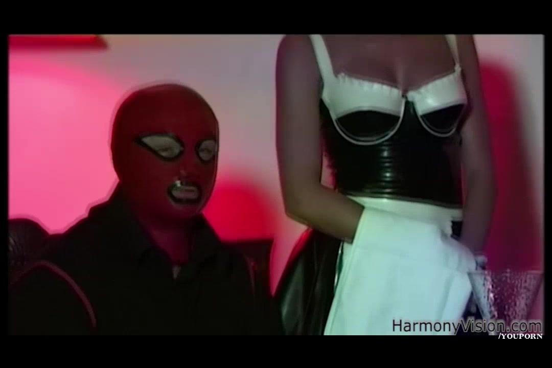 HARMONY VISION Ass fucking Ali