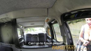 FakeTaxi Curvy blonde with big tits and big arse