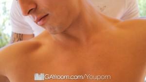 GayRoom - Jimmy Clay fucks Edin Sol hard on his birthday