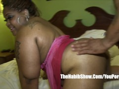 bbw ms. giggles garys indiana own thick peirced pussy fucked