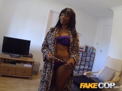 Fake Cop - Girls always want to fuck tha police