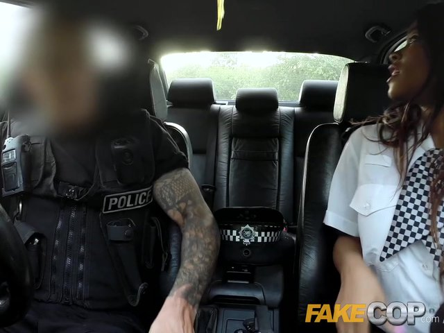 image Fake cop his policemans uniform is a pussy magnet