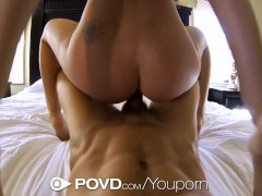 Picture POVD - Tucker Star gets her pussy fucked by...