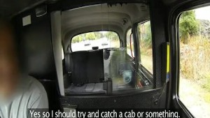 young blonde with big tits fucked hard by fake taxi driver 20