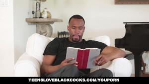 TeensLoveBlackCocks - SnowBunny Seduces Her Step-Dad