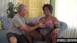 Marlise Morgan, The Black BBW Dick Sucker