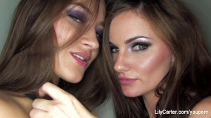 R-Light Lezbos With Lily Carter