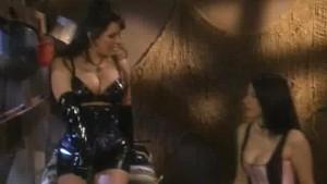 Dominatrix Makes Her Slave Obey