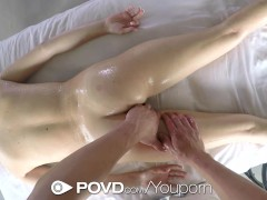 Picture POVD - Henley Hart gets her pussy stuffed wi...