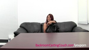 Funny Sexy Colombian Babe Great Anal and Creampie Casting