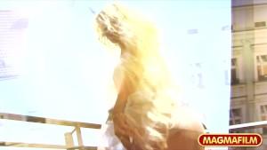 MAGMA FILM Double Penetration for Mia Magma