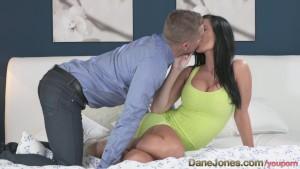 DaneJones Sensual couple make passionate and lustful love together