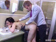 Picture Brazzers - By bosses daughter, Alessa Savage
