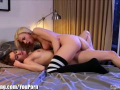 WebYoung Tara Morgan Caught Masturbating