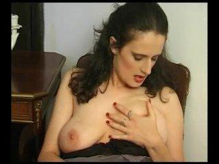 Bush Erotic Fingering video: Solo Time - Julia Reaves