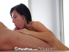 Picture PornPros - Lexi Dona enjoys a nice breakfast...