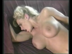 Busty Blonde retro fuck - Julia Reaves