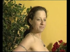 Babe Strips After The Interview- Julia Reaves