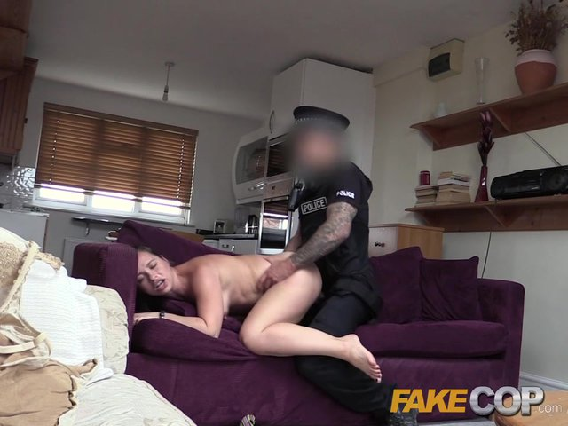 Fake cop wife anal first time kayla west 8