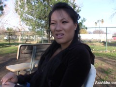 Asa Akira Interview