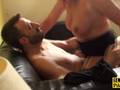 Picture British mature plowed hard by maledoms cock