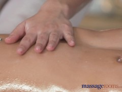 Picture Massage Rooms Big natural tits beauty finger...