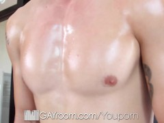Picture GayRoom - Kylar Fucks Kevin Blaise Hard in the As