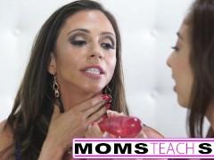 Picture Moms Teach Sex - Step mom fucks daughters bo...