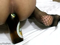 Picture Cute ladyboy deepthroats Rafes big cock and...