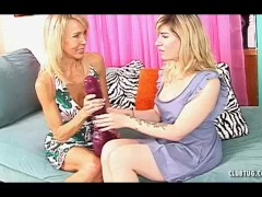 Picture Milf Teaches Young Girl 18+ How To Jerk Big...
