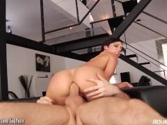 Picture Jada Stevens loves her ass pounded hard