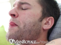 Picture ManRoyale - Abel Archer Caught Jerking to Po...