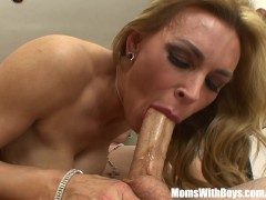 Blonde Sexy Mom Tanya Tate Fucking Her Best Friend's Son