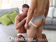 Picture ManRoyale - Muscle BFs Rod Stone and Fernando Del...