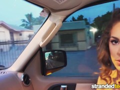 Picture StrandedTeens - Kimmy Gives Good Road Head