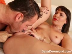 Picture Dana DeArmond Gets Eaten Out
