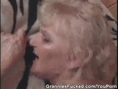 Picture Doggystyle Fucked And Jizzed On Granny