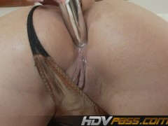 Picture Blonde Francesca nasty masturbation.mp4